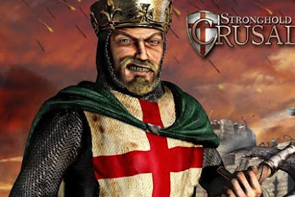How to Get Free Download Game Stronghold Crusader Extreme for Computer PC or Laptop