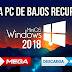 Windows 10 Fall Creators Lite Mini OS 2018 32 y 64 Bits Español