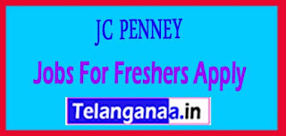 JCPenney Recruitment 2017 Jobs For Freshers Apply