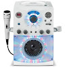 The Singing Machine SML-385W Disco Light Karaoke System