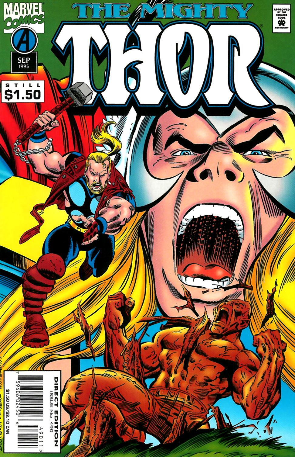 Thor (1966) 490 Page 1
