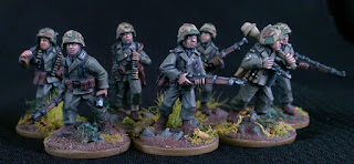 28mm Panzer Lehr Miniatures Artizan Designs