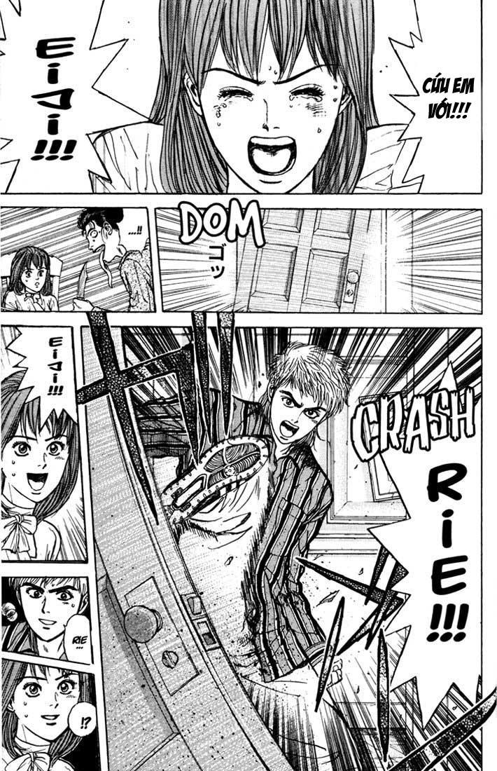 Psychometrer Eiji chapter 34 trang 9