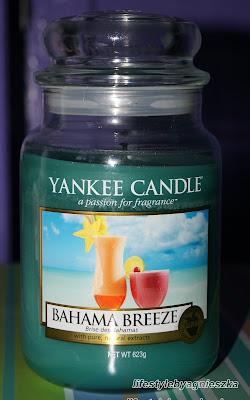 Yankee Candle Bahama Breeze - poczuć się jak na wyspach