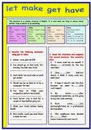 Teach Overseas: Causative Verbs 1