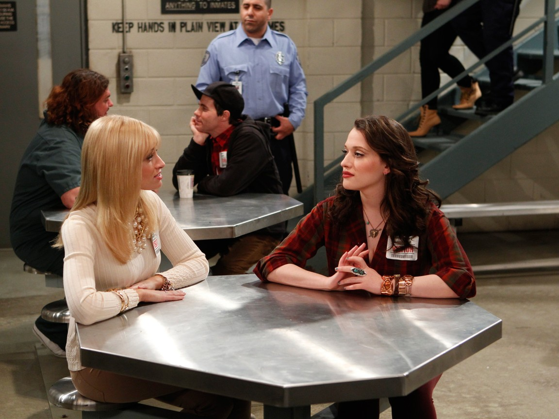 2 Broke Girls - Season 1 Episode 18: And the One-Night Stands