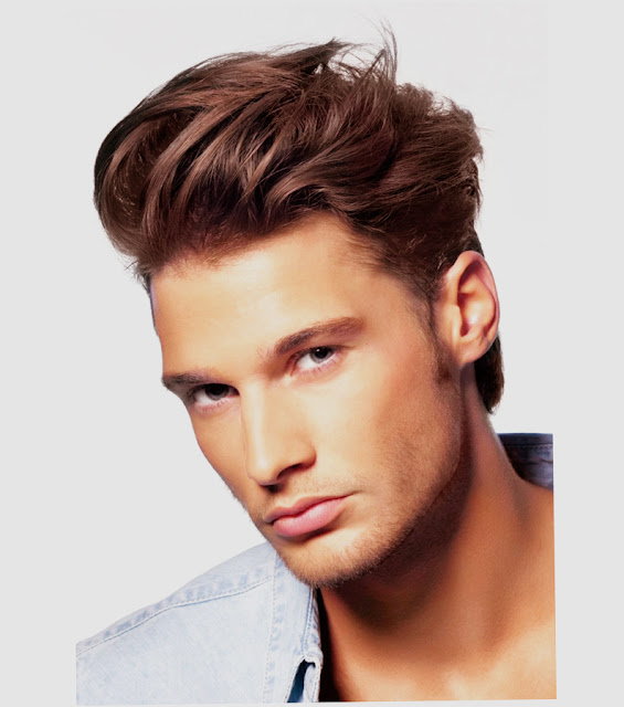 Awesome Haircuts For Guys With Curly Hair Picture