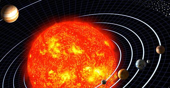 O Sol gira em torno de seu eixo assim como os planetas - Capa