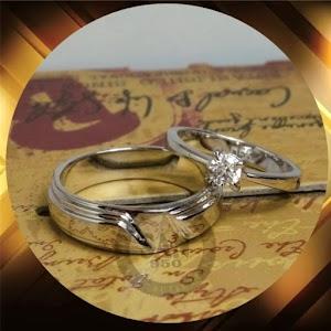 cincin kawin perak p5866