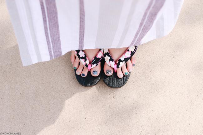 ファッションブロガー日本人、今日のコーデ、大人可愛いレンタル浴衣、鎌倉花火大会