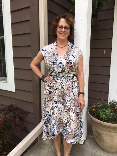 Ilove2sew Another Summer Dress Mccalls 7350