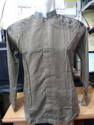 baju koko batik surabaya, jual baju koko di surabaya, jual baju koko online surabaya
