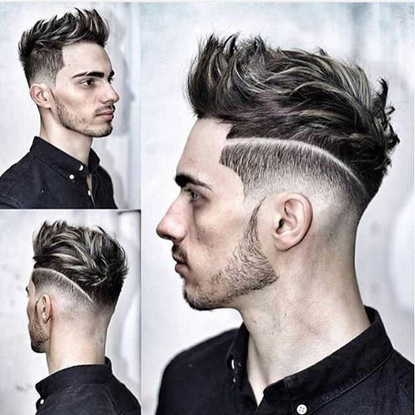 Miraculous Men39S Style Commodities New Hairstyles For Men To Try In 2016 Short Hairstyles Gunalazisus