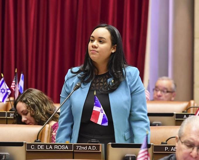 Asambleísta dominicana rechazó oferta de la NRA para apoyar leyes flexibles en control de armas