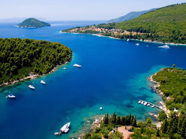 Ilha Escópelos (Skopelos Island, Greece), Grécia