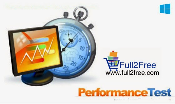 PerformanceTest v8.0 Build 1037 + KeyGen