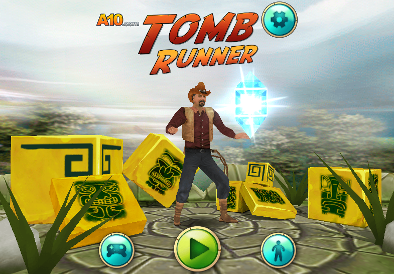 Tomb Runner Unblocked Games 66