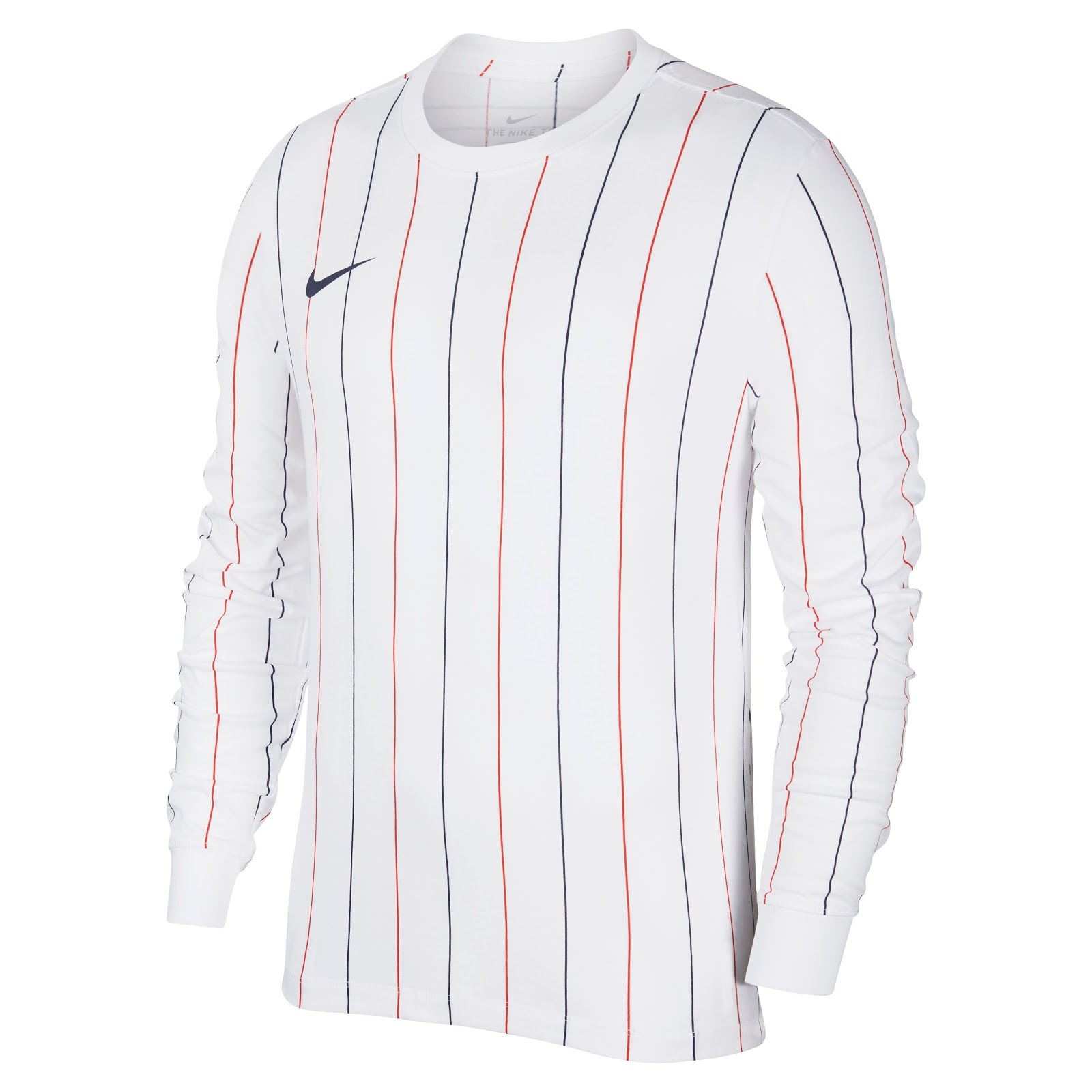 d322da40 Nike Paris Saint-Germain 2019 LS Retro Shirt Revealed - Footy ...