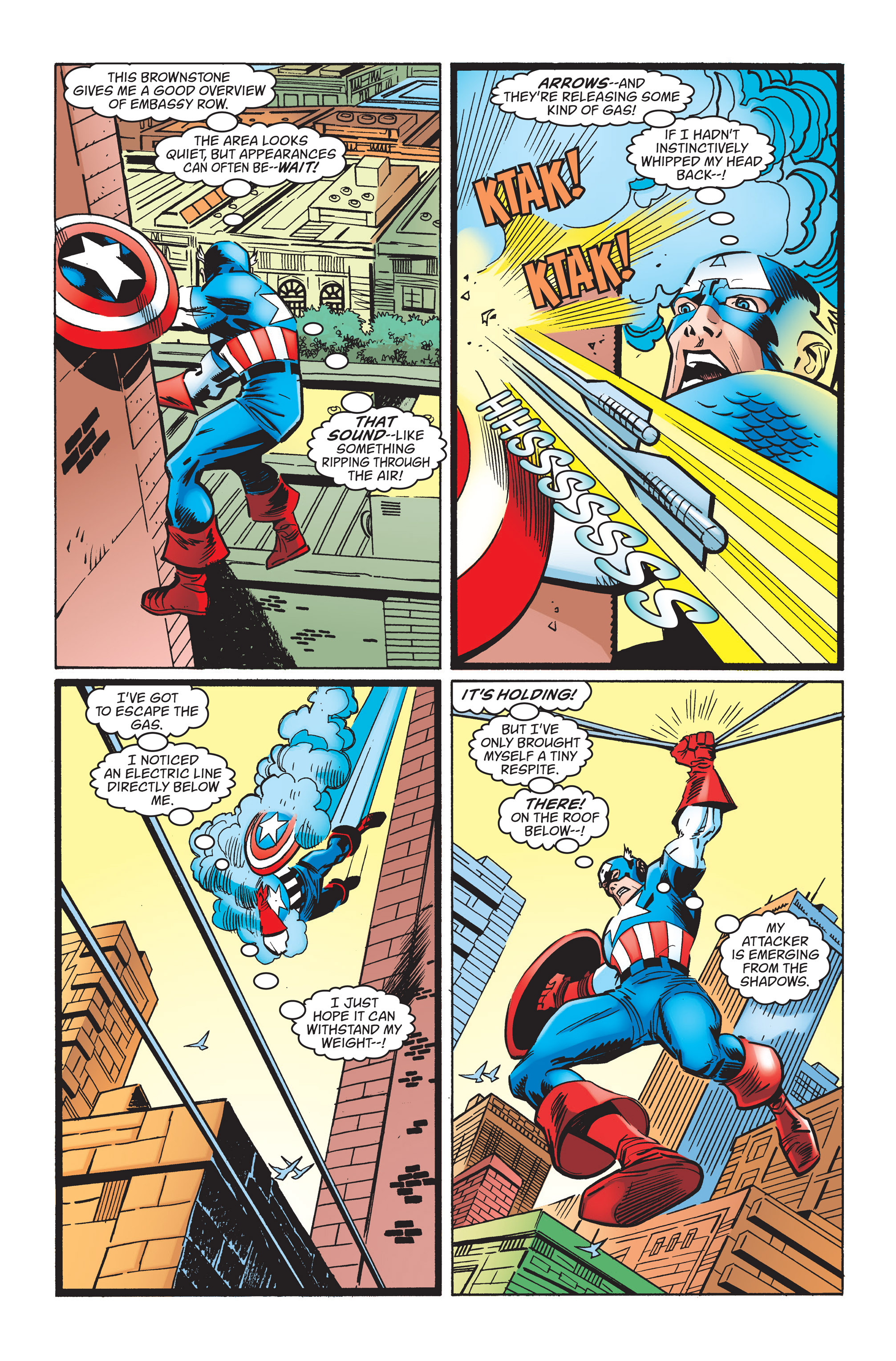 Captain America (1998) Issue #24 #30 - English 7