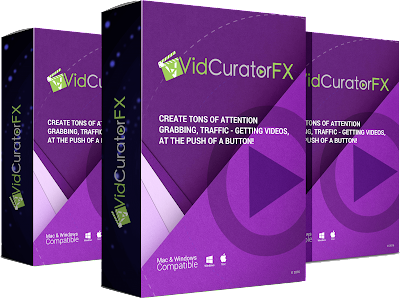 [GIVEAWAY] VidCuratorFX Lite [Produce High-Quality Marketing Videos]
