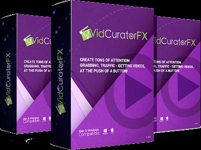 [GIVEAWAY] VidCuratorFX Lite [Produce High-Quality Marketing Videos]