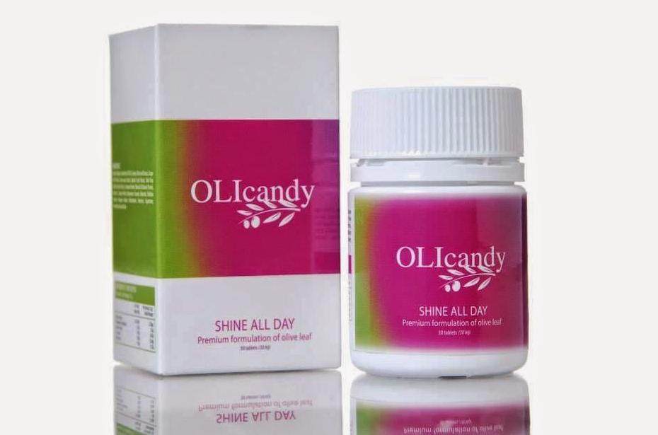 olicandy supplement viral berkesan