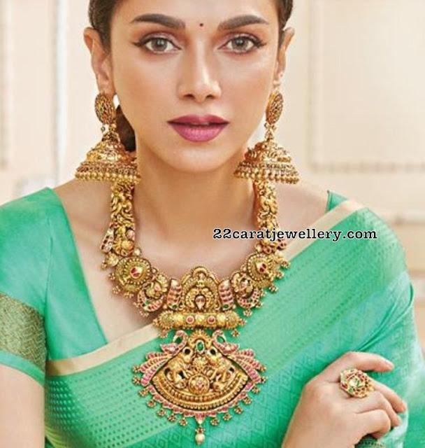 Aditi Rao Hydari Nakshi Jewelry