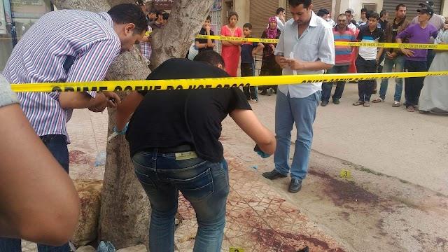 جريمة قتل بالشارع العام مع أول أيام رمضان ببرشيد