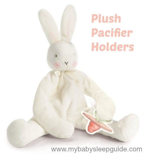 Plush Pacifier Holders My Baby Sleep Guide Your Sleep Problems