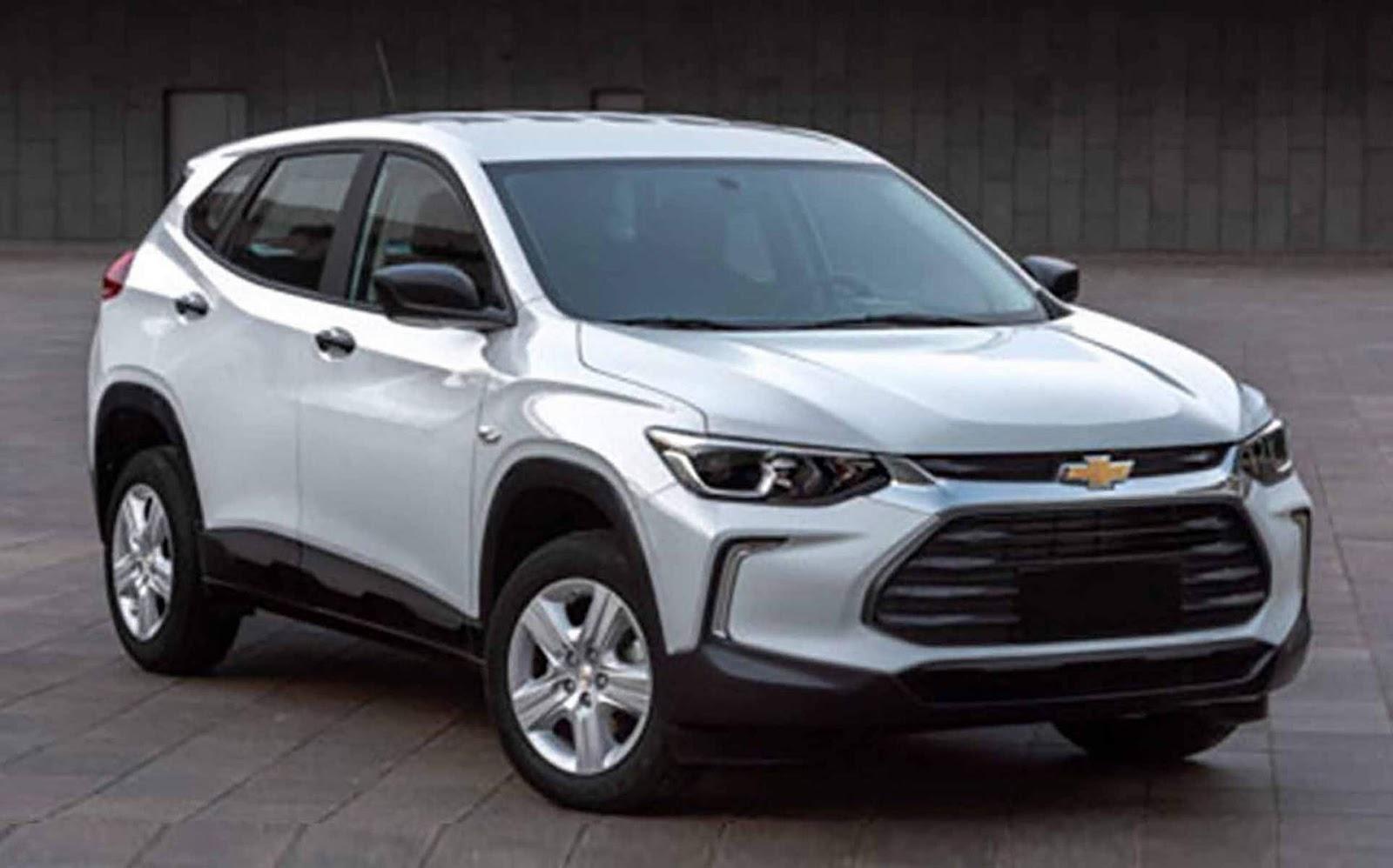 Novo Chevrolet Tracker 2020: fotos e especificações oficiais | CAR.BLOG.BR