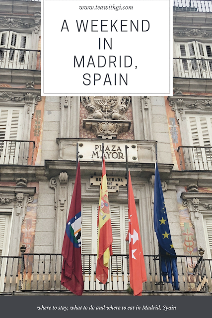 madrid travel guide