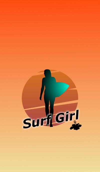 Surf Girl 14(j)