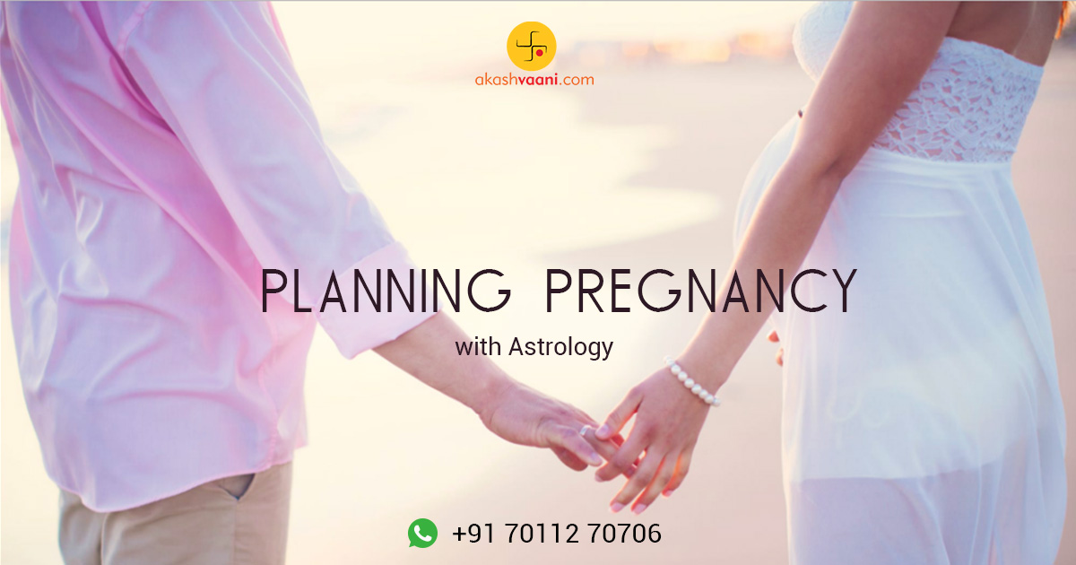 Planning Pregnancy With Astrology