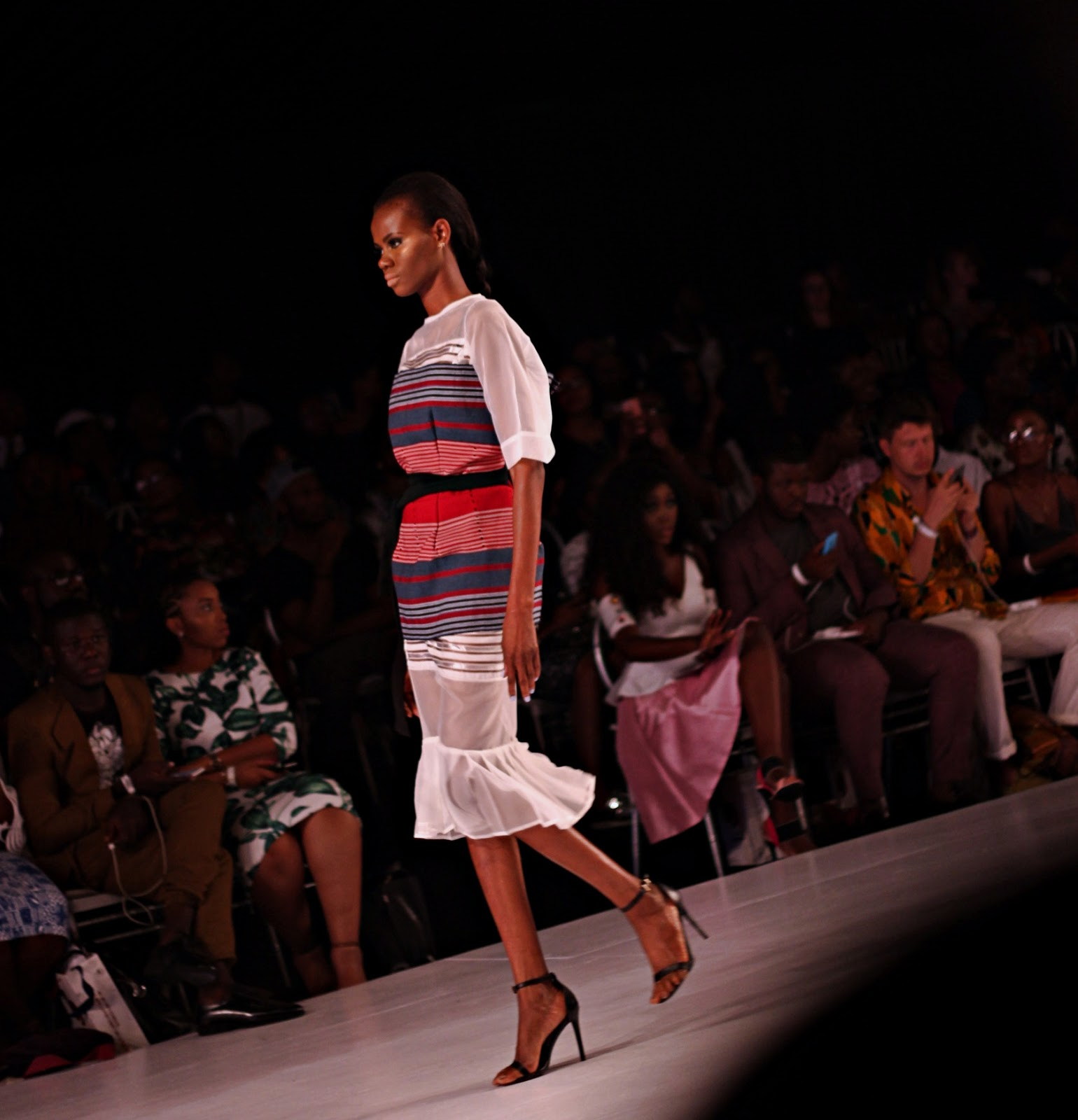 LAGOS FASHION WEEK DAY 2