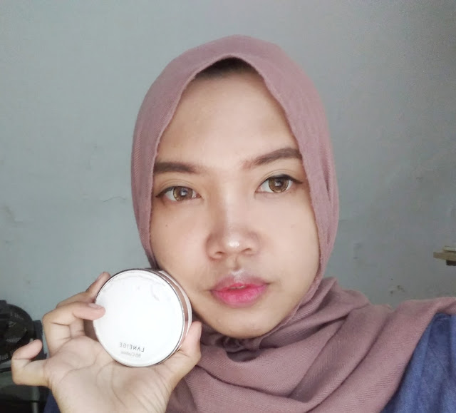 Review Laneige BB Cushion Whitening