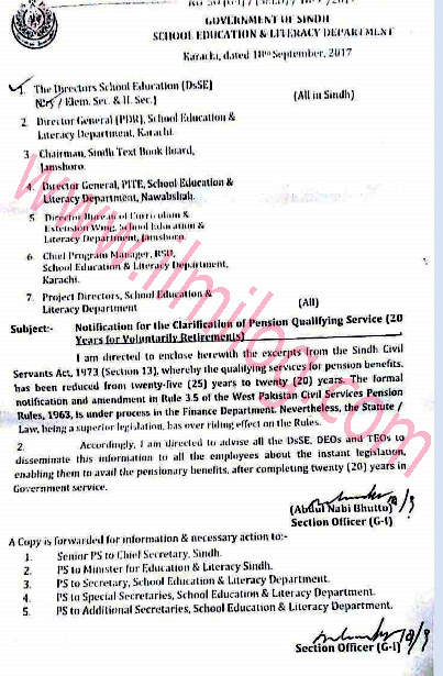 notification-of-clarification-20-years-pension-qualifying-service-for-pension-benefits-of-sindh-govt.-employees