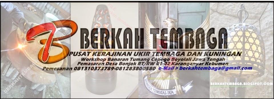 Logo Berkah Tembaga, Logo Tembaga, Logo Kuningan, Logo Kantor