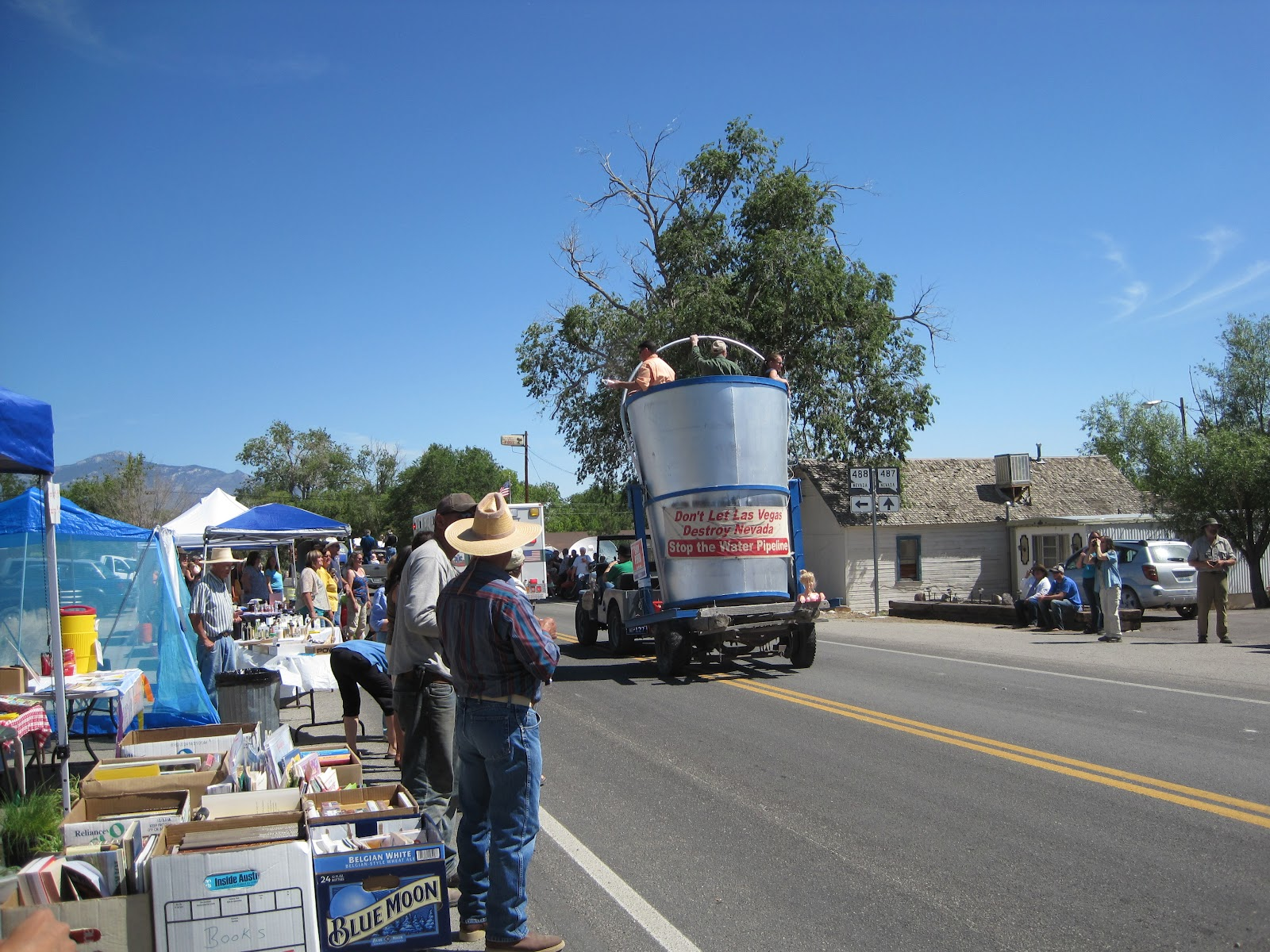 Stop Las Vegas Water Grab and Ely, NV | Rolling Home