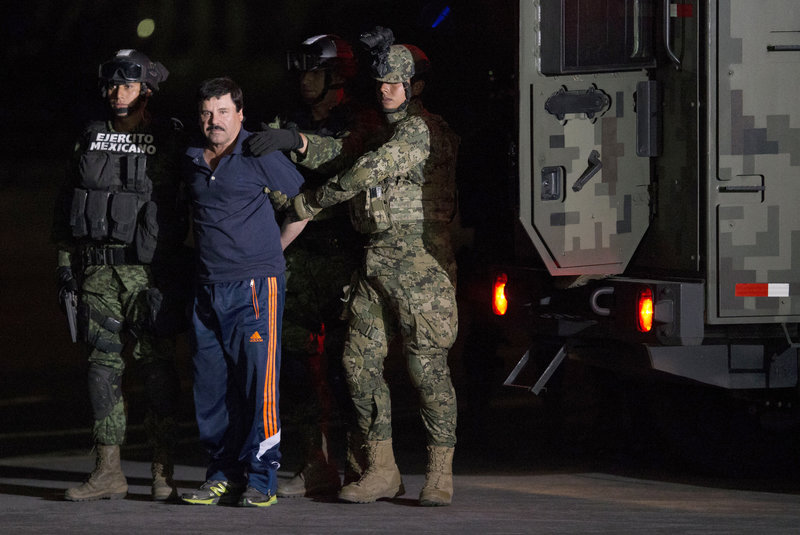"Paul Davis On Crime: Joaquin ""El Chapo' Guzman, Sinaloa Cartel"