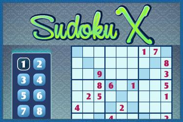 Sudoku X
