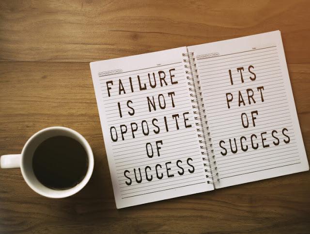كيف تقوم بإعادة صياغة فشلك إلى نجاح