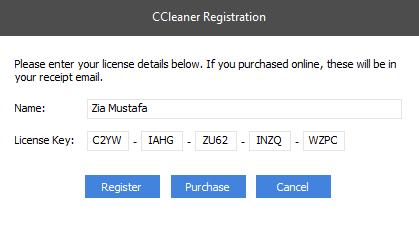 ccleaner key pro