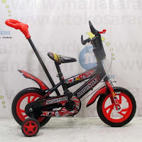12 morison eva bmx tongkat sepeda anak