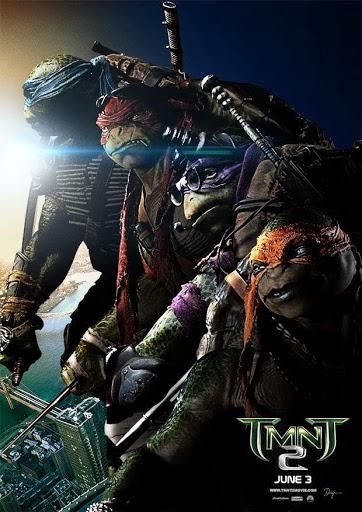 Xem Phim Ninja Rùa Đập Tan Bóng Tối 2016