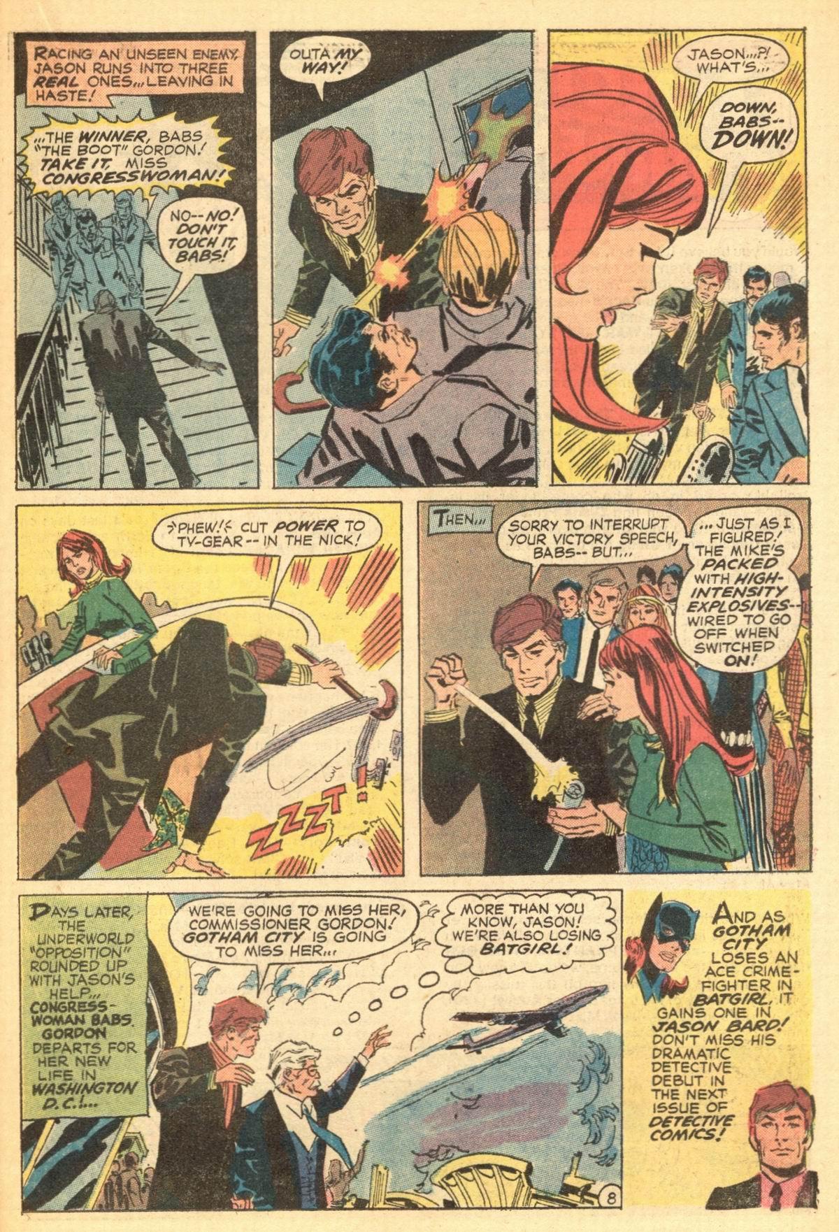 Detective Comics (1937) 424 Page 28