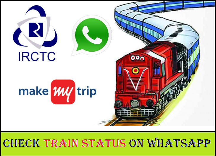 How To Check Live Train Status Pnr Status On Whatsapp