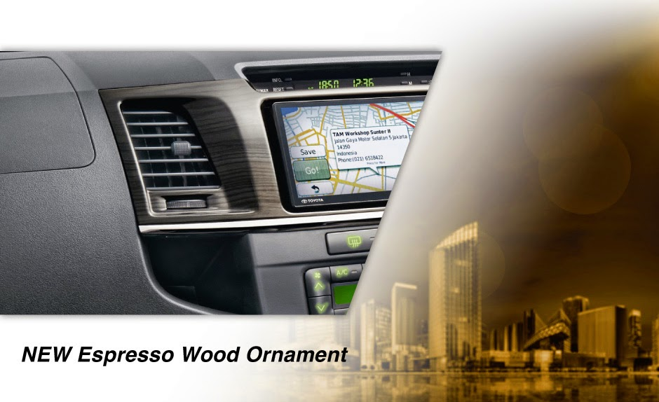 new-fortuner espresso wood-ornament