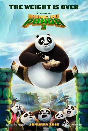 Kung Fu Panda 3 2016 English Movie Download