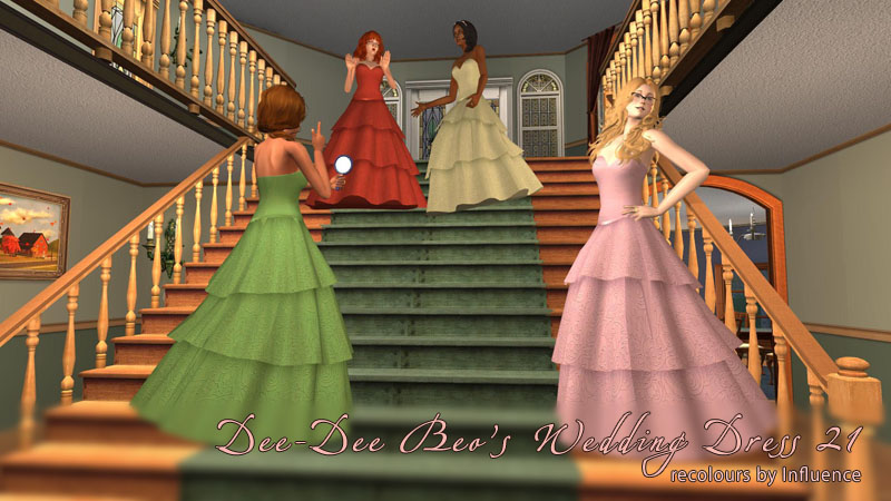 Sims 2 summer dress for 2016