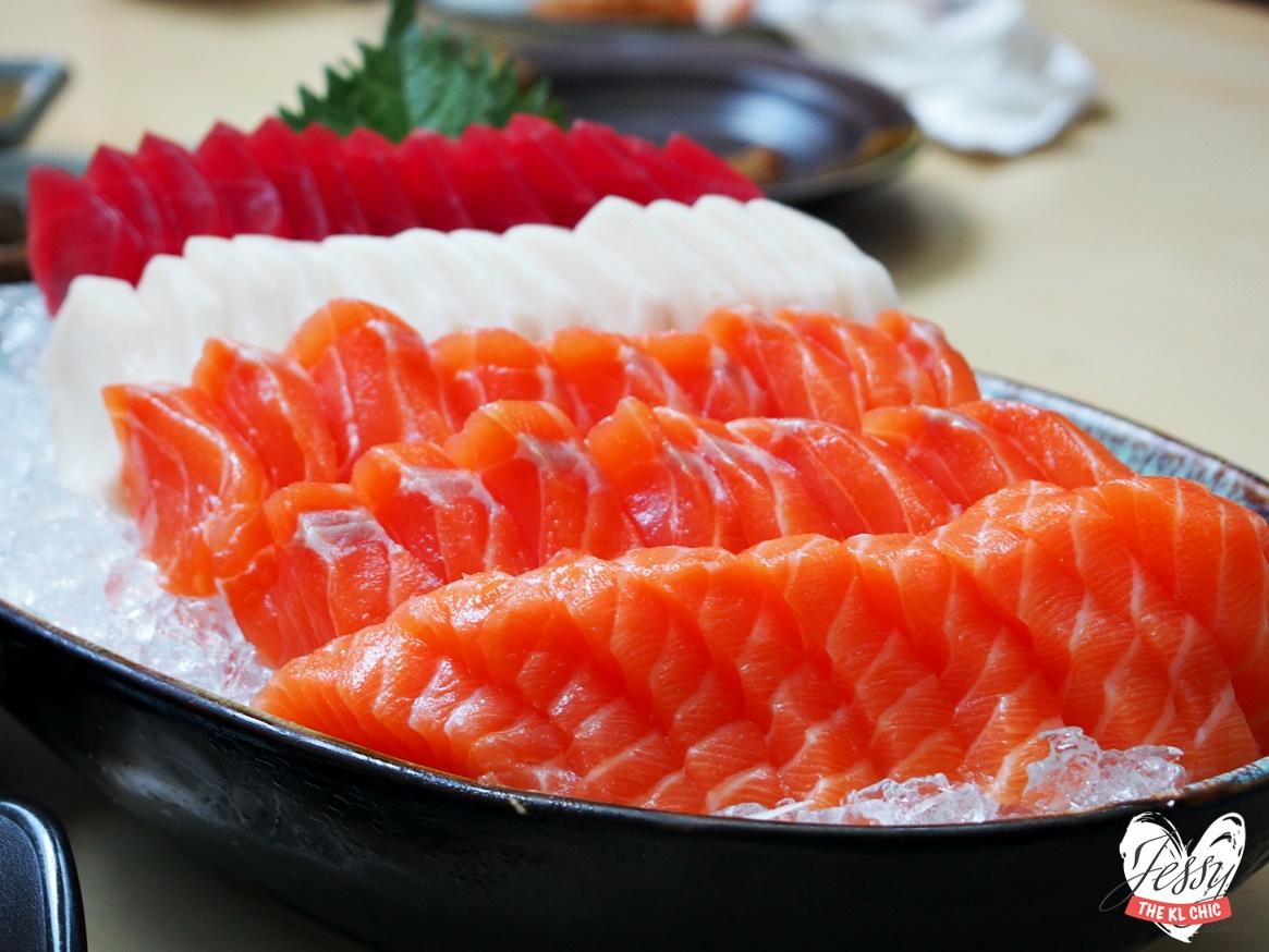 Japanese A La Carte Buffet Heaven @ Mitasu, Bukit Bintang KL
